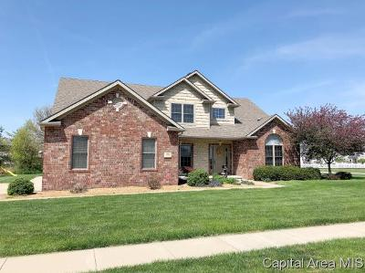 Chatham Single Family Home For Sale: 205 Ramblewood