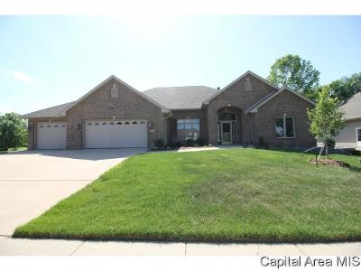 Springfield Single Family Home For Sale: 6309 Wind Tree Rd