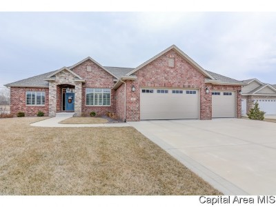 Springfield Single Family Home For Sale: 460 Oxley