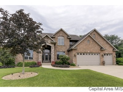 Springfield Single Family Home For Sale: 5808 Hedley