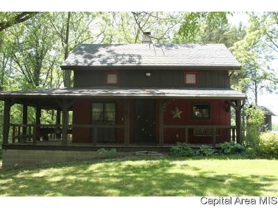Virginia Single Family Home For Sale: 272 Big Valley Road