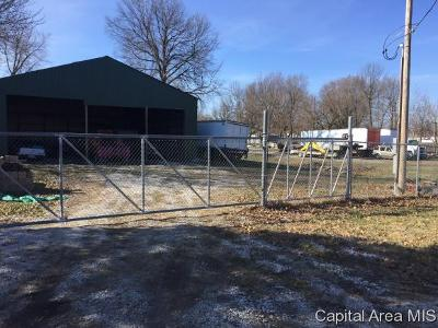 Taylorville IL Commercial For Sale: $59,900