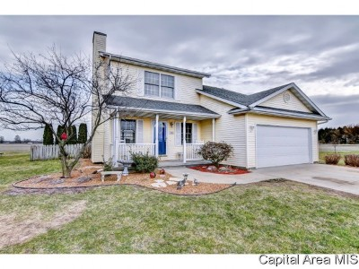 Auburn Single Family Home Pending Continue to Show: 445 Pine View Dr