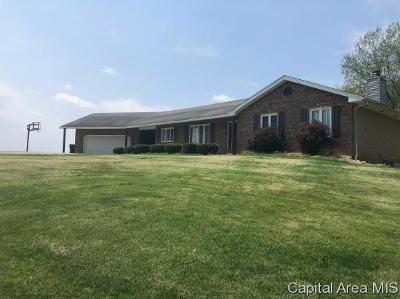 Jacksonville Single Family Home For Sale: 111 Edlen Ln