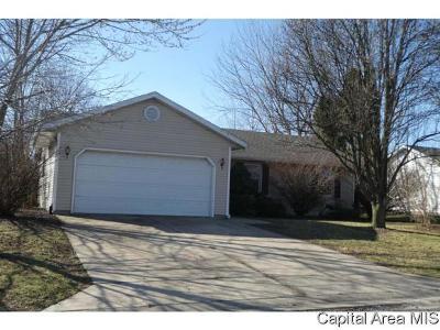 Auburn Single Family Home For Sale: 106 N Heather Lane