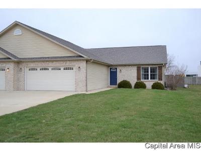 Jacksonville Single Family Home For Sale: 18 Applebee Farm Dr