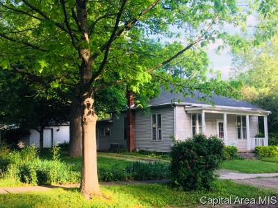 Petersburg Single Family Home For Sale: 103 S 13th St