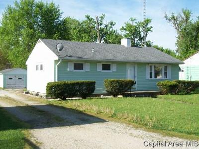 Winchester Single Family Home For Sale: 224 E Hardin