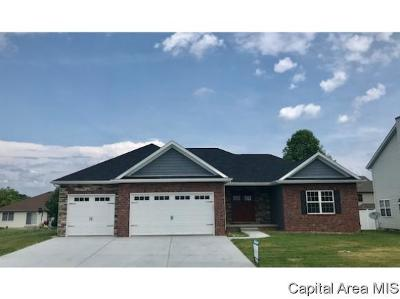 Springfield Single Family Home For Sale: 4651 Casey
