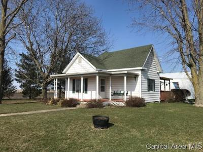 Murrayville Single Family Home For Sale: 2114 Nortonville Road