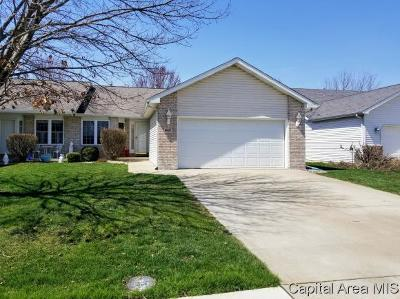 Springfield Single Family Home Pending Continue to Show: 3209 Sequoia Dr