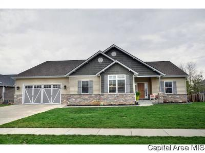 Chatham Single Family Home For Sale: 1830 Avenel Ln