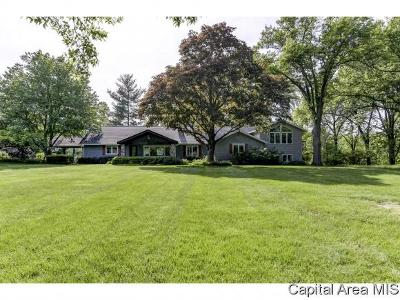 Chatham Single Family Home For Sale: 1010 Chatham Rd