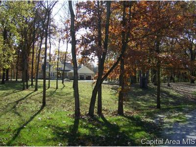 Carlinville Residential Lots & Land For Sale: Lot 9 Brock Court