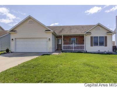 Springfield Single Family Home For Sale: 3716 Cranleigh Blvd