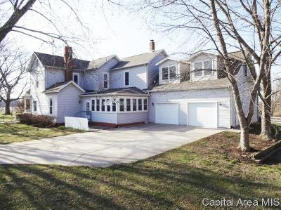Cantrall Single Family Home For Sale: 11292 Fitschen Rd