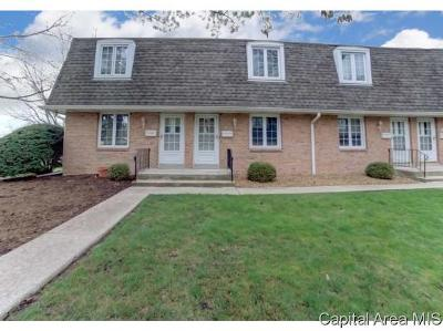 Springfield Single Family Home For Sale: 900 S Durkin Dr #4