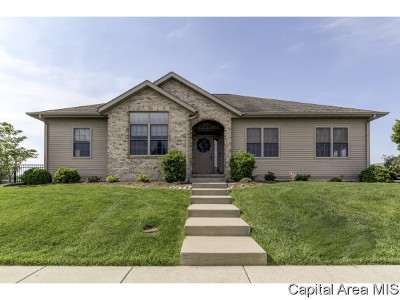 Springfield Single Family Home For Sale: 4700 Longfellow