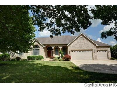 Springfield Single Family Home For Sale: 4620 Foxhall Ln