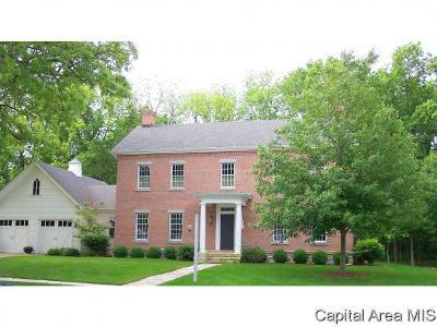 Springfield Single Family Home For Sale: 6416 Twelve Oaks Court