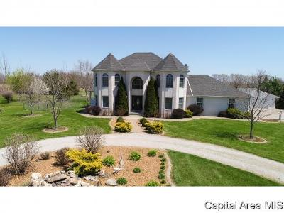 New Berlin Single Family Home For Sale: 2600 Emerson Rd