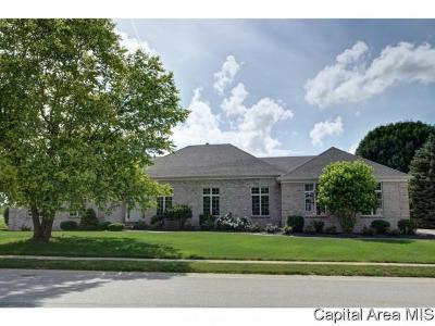 Springfield Single Family Home For Sale: 4601 Blackwolf Rd