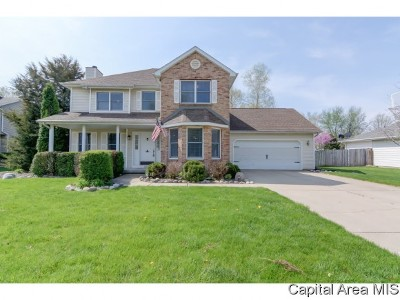Chatham Single Family Home For Sale: 516 Richmond