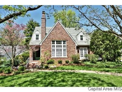Springfield Single Family Home For Sale: 1125 Woodland Ave.