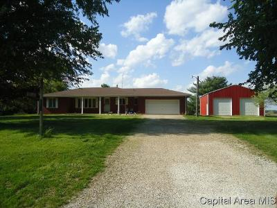 New Berlin Single Family Home For Sale: 10271 Prairie Creek Rd