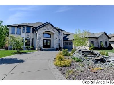 Springfield Single Family Home For Sale: 3500 Sundance