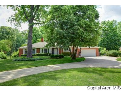 Springfield Single Family Home For Sale: 1640 W Laurel St