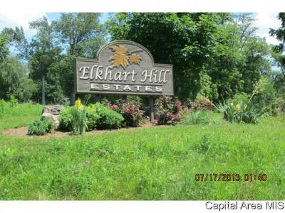 Elkhart Residential Lots & Land For Sale: 3 Edwards Trace
