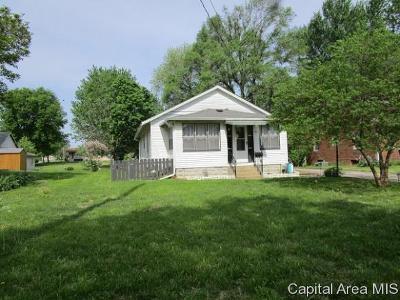 Jacksonville Single Family Home For Sale: 1055 S Diamond St