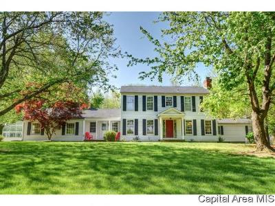 Chatham Single Family Home For Sale: 9750 Old Indian Trl