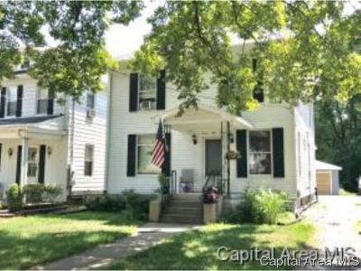 Jacksonville Single Family Home For Sale: 743 W Douglas Ave