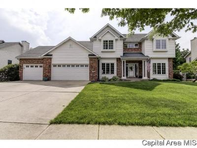 Chatham Single Family Home For Sale: 317 Keystone Dr