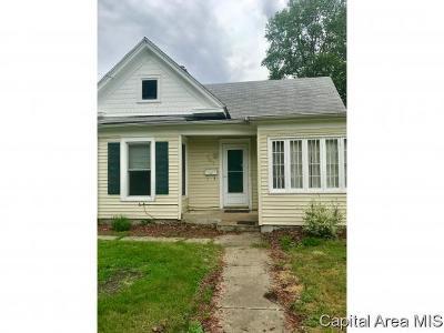 Jacksonville Single Family Home For Sale: 707 Hardin Ave