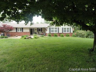 Jacksonville Single Family Home For Sale: 5 Quail Ln