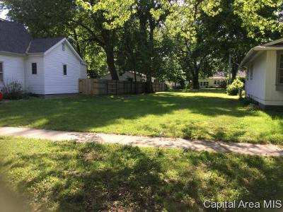 Springfield Residential Lots & Land For Sale: 1421 S Glenwood Ave.