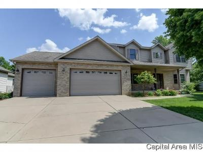 Springfield Single Family Home For Sale: 6508 Winterberry Ln