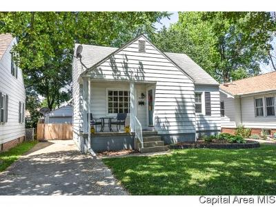 Springfield Single Family Home For Sale: 2049 N 7th