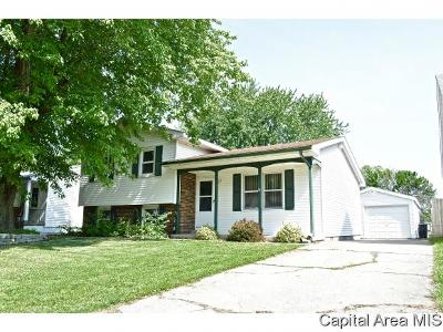 Springfield Single Family Home For Sale: 3005 Selkirk Rd.
