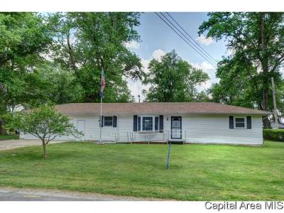 Springfield Single Family Home For Sale: 4200 Bissell Rd
