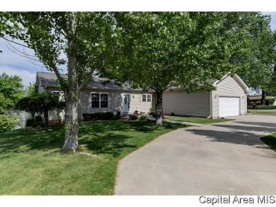 Menard County Single Family Home For Sale: 821 Poplar Dr