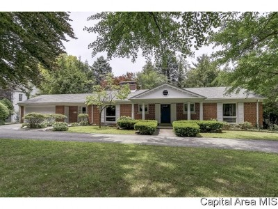 Springfield Single Family Home For Sale: 1545 S Willemore Ave