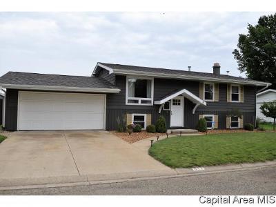 Jacksonville Single Family Home For Sale: 612 Coronado St