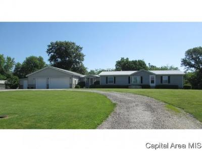 Franklin Single Family Home For Sale: 2952 State Highway 104