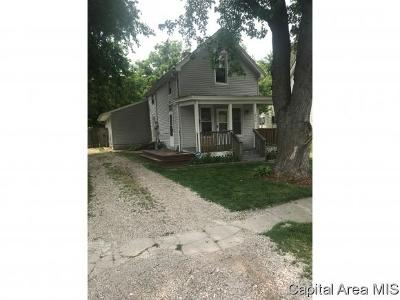 Jacksonville Single Family Home For Sale: 729 Bedwell St