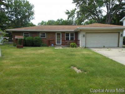 Chatham Single Family Home For Sale: 517 Woodland Dr