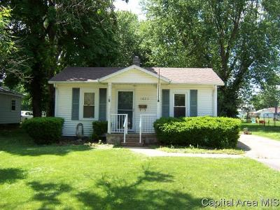 Jacksonville Single Family Home For Sale: 1621 S Clay Ave